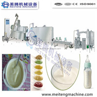 2013 New style Fully Automatic baby food production line