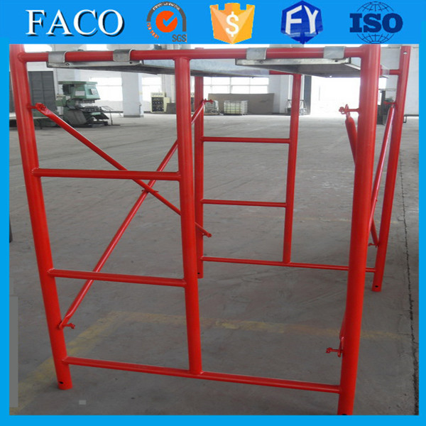 thailand step frame scaffold brand new scaffold for sale