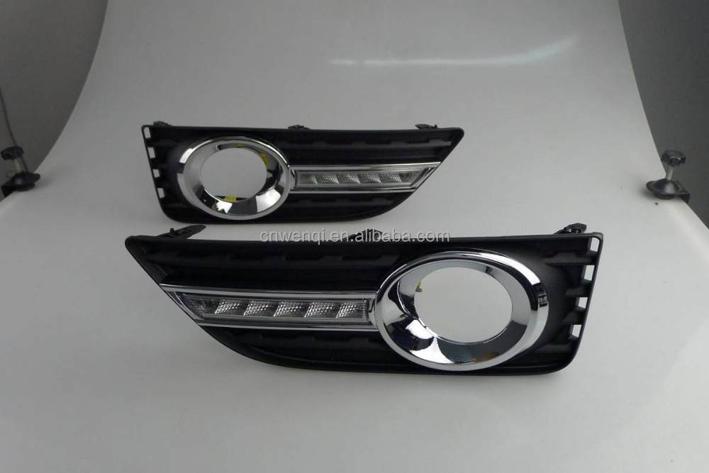 LED DRL daytime running light for Toyota CAMRY SE 2009-2012 auto Daytime lamp