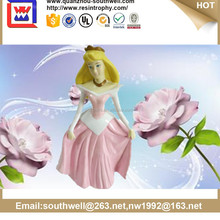 custom resin beautiful girl for display,plastic resin model figure,custom made resin sculpture for home decoration