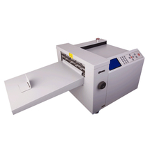 Professional supplier digital automatic paper creasing auto die cutting and creasing machine