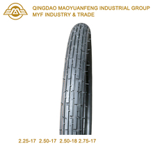 2.50-18 China Factory Wholesale Best Price Tyre and Tube Motorcycle Tyre