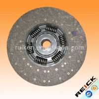 friction material clutch disc plate for scania auto part