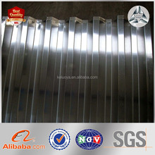 China Supplier Cold Rolled metal roofing sheet Energy Solar Building Materials Price