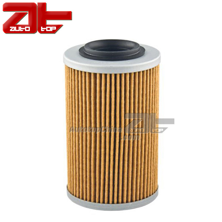 Durable Motorcycle HF564 Oil Filter, Part Engines Components Aprilia 0956745 Filters