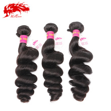 Cheap wholesale top quality malaysian loose wave human hair malaysian hair bundles