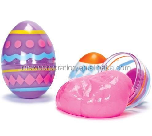 Colour Slime Novelty Easter Egg