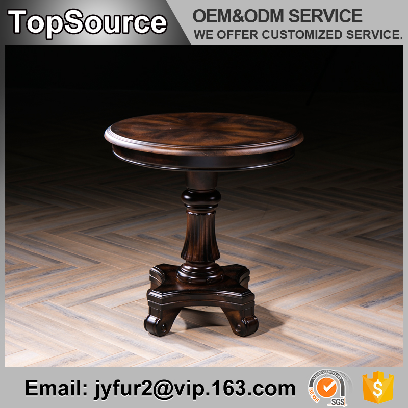 Top Source Furniture Three-Piece Suit Brass Coffee Table