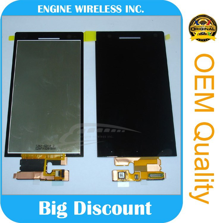 LCD Display Touch Digitizer Assembly for sony xperia t2 ultra dual sim d5322 lcd touch screen
