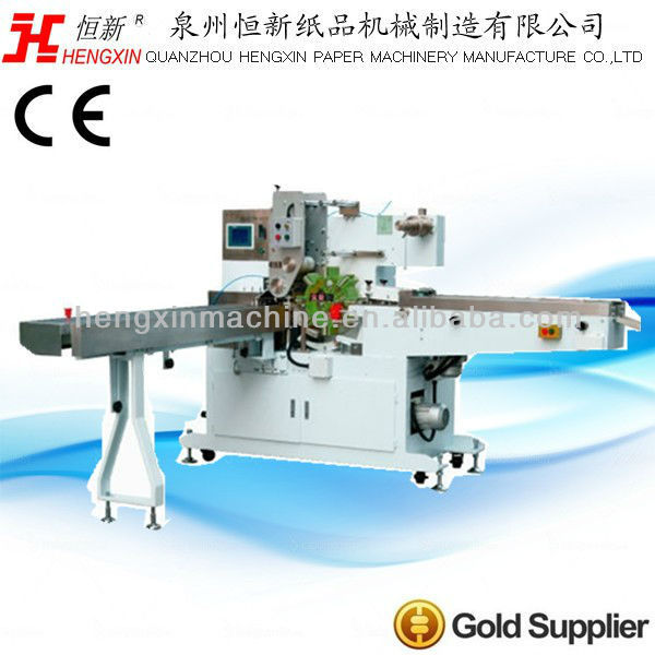 Full Automatic Pocket Tissue, Handkerchief Paper Packing Machine