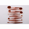 New product unique design blush cosmetic makeup brush sets