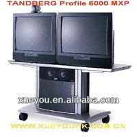 Original Cisco Tandberg Profile 6000MXP Video Conferencing,cisco video conferencing euipment
