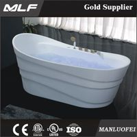 MLF-S528 Guang dong factory bathroom acrylic hospital baby bath
