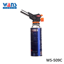 WS-509C outdoor camping adjustable gun butane torch lowes