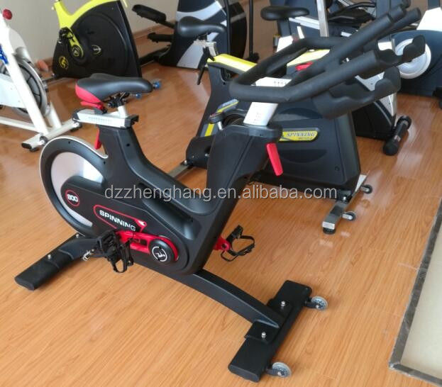 Gym used High quality/ningjin selling best/professional design/Magnetic Spinning bike
