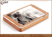 Natural Wood Funia Frame Photo Decorate Wooden Picture Frames