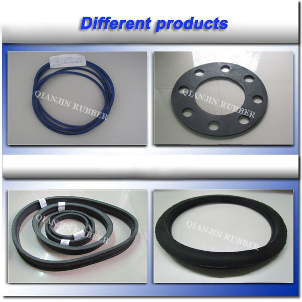 high quality and good price for various custom rubber ring