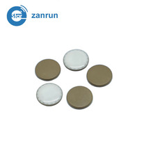 Rewritable 13.56Mhz Laundry Plastic Coin Rfid Tag