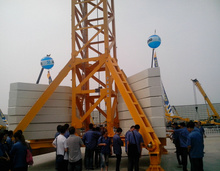 2ton 3ton 5ton 6ton to 50ton Used XCMG made in china tower crane toy for sale