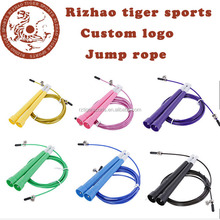 Cheap durable adjustable PP plastic skipping jump rope