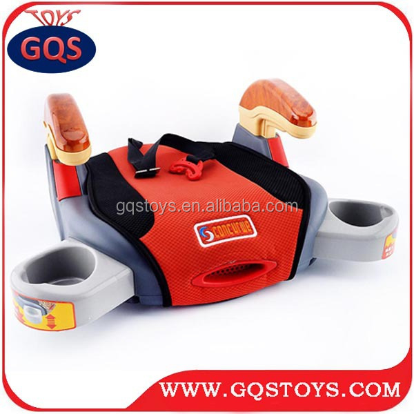 Good Quality Infant Car seat Baby Shield Safety Car Seat For Aged 4-12 years old (increase pad)