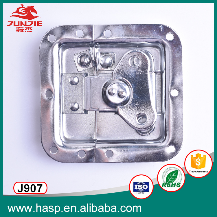 Factory price metal hardware, flight case accessories, butterfly lock J907