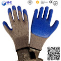 10G 21G 13G 7G Cotton Liner with Latex Coated cheap work gloves,MMA glove,even glove
