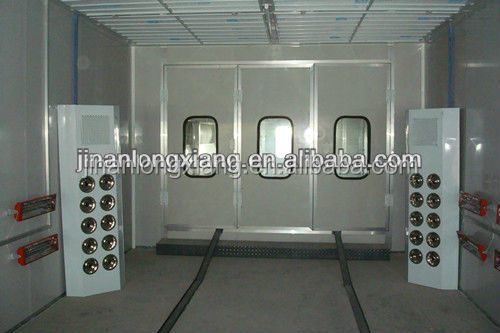 water based car spray booth infrared paint dryer