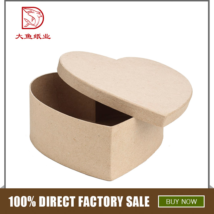 Factory OEM new design custom types fashion paper carton box for gift