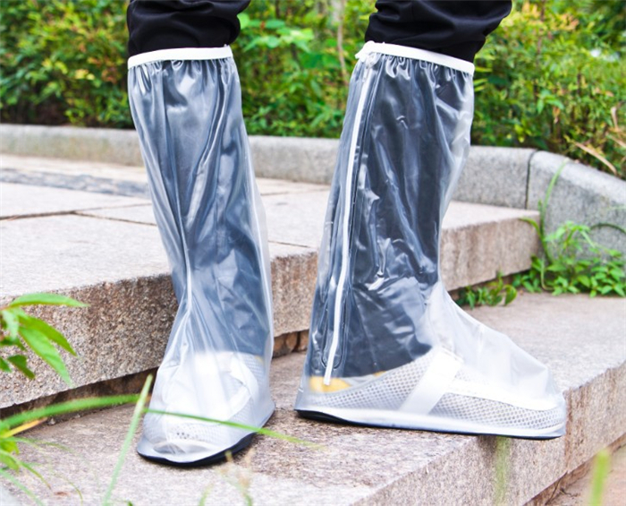 Hot sell delicate multicolor pvc rainboot , pvc rain boot shoe covers for rainproof