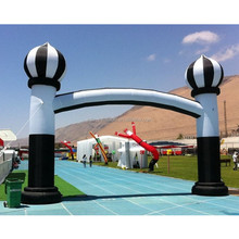 Brand New Event Inflatable Roman Arch For Christmas Entrance Decoration A098