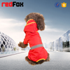new product night safety reflective dog rain coat in stock