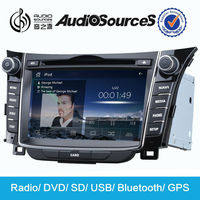 car audio for hyundai i30 car dvd gps navigation system support steering wheel control phonebook BT fm radio mp3 mp4 USB SD