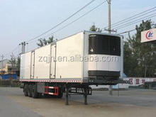 Heavy Transport Trailers 40 Feet Reefer Containers for Sale