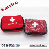 Car/ Transparent First Aid Kit / Medical care bag BLG-73 CE/FDA/EU
