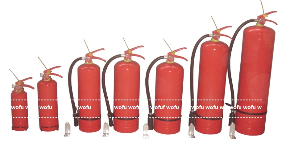 EMPTY ABC FIRE EXTINGUISHER TANK (CYLINDER )