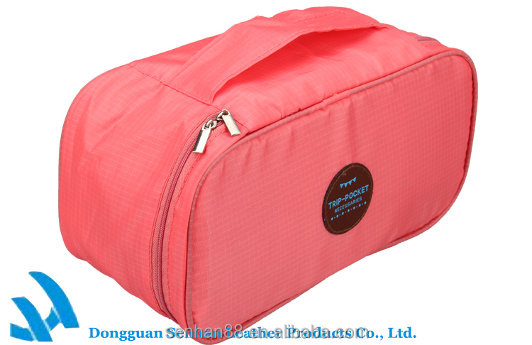 Wholesale large cosmetic bag, make up storage with compartments