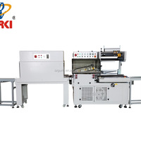 Automatic Sealing And Shrinking Machine Auto