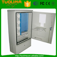FTTX outdoor odf cabinet fiber optic patch panel cabinet