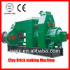 Common clay brick extruder for widely used