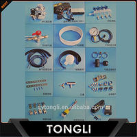 CNG parts conversion kit for cng multipoint sequential injection system