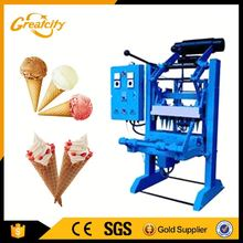 Ice cream cone wholesale /ice cream cone mold/waffle cone maker