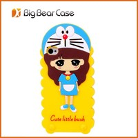 Case for iphone 5s make silicone case