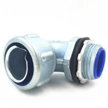 "2"" male electrical waterproof 90 degree connector"