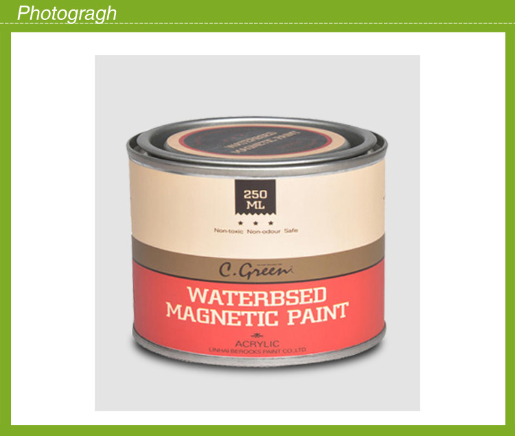 250ML super magnetic paint acrylic spray paint