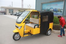 Zongshen 200cc water cooling engine Zipstar tuk tuk passenger tricycle /three wheel motorcycles