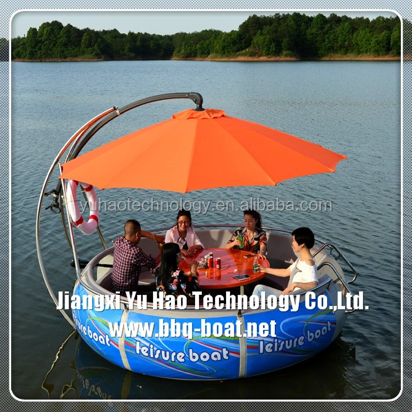 Fishing Boat Hire, BBQ boat Party pontoon, BBQ Pontoon