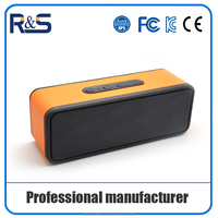 Portable mini Wireless Bluetooth Speakers Super Bass Hifi Stereo Subwoofer Loud speakers Boom box Sound box