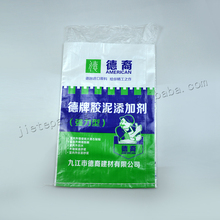 Plastic bags for cement packing/PP ad star bag 50kg/25kg cement bag