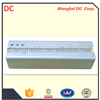 Magnetic stripe card encoder (reader and writer)